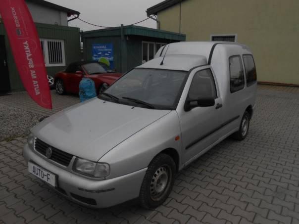 Volkswagen Caddy 1.9 TDI klima, 5 míst, foto 1 Auto – moto , Automobily | spěcháto.cz - bazar, inzerce zdarma