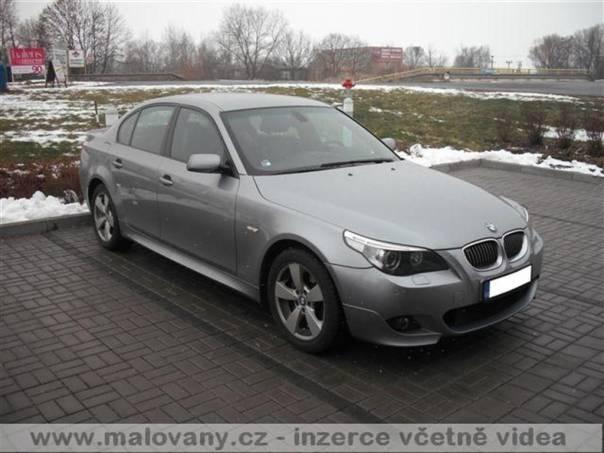 BMW Řada 5 2.5 525xi E60 - koupeno v CZ 160kW, foto 1 Auto – moto , Automobily | spěcháto.cz - bazar, inzerce zdarma