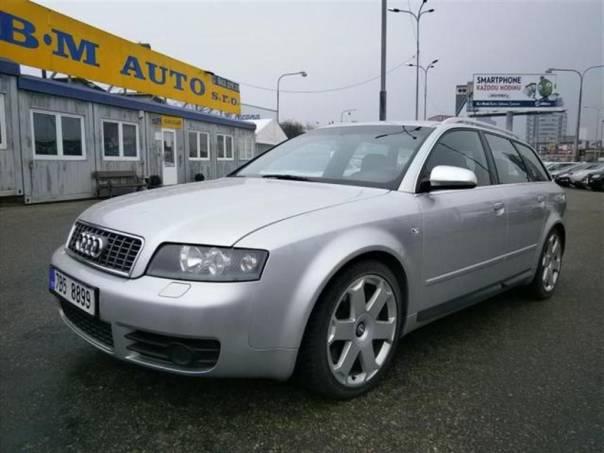 Audi S4 AVANT 4,2 i  Quattro  253 kW, foto 1 Auto – moto , Automobily | spěcháto.cz - bazar, inzerce zdarma