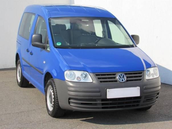 Volkswagen Caddy  2.0 SDi, Serv.kniha, foto 1 Užitkové a nákladní vozy, Do 7,5 t | spěcháto.cz - bazar, inzerce zdarma