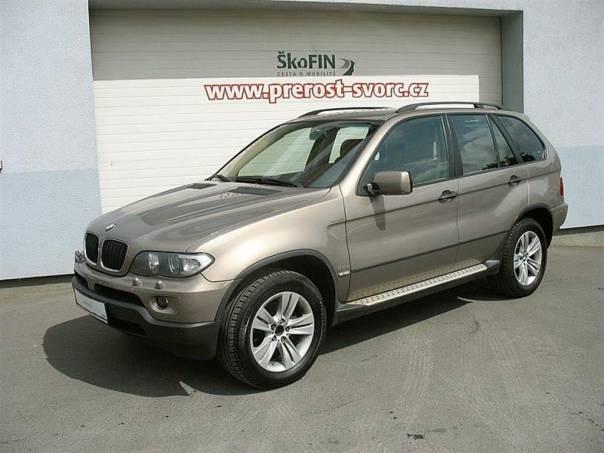 BMW X5 3,0 D, foto 1 Užitkové a nákladní vozy, Nad 7,5 t | spěcháto.cz - bazar, inzerce zdarma