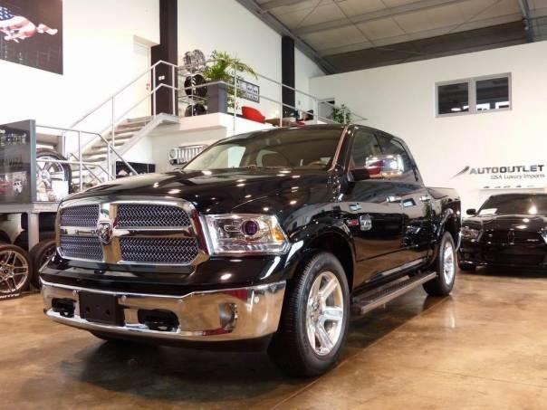 Dodge RAM 1500 3.0 EcoDiesel Longhorn Vzduch, foto 1 Auto – moto , Automobily   spěcháto.cz - bazar, inzerce zdarma