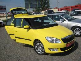 Škoda Fabia 1.6 TDi 66 Kw ELEGANCE TOP ČR