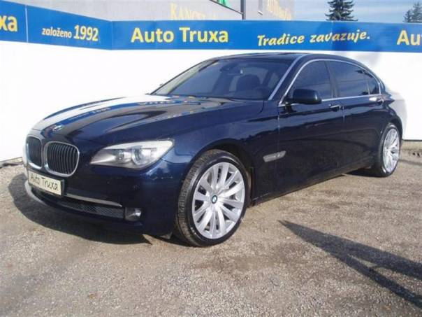 BMW Řada 7 750 i LONG xDrive TOP výbava, foto 1 Auto – moto , Automobily | spěcháto.cz - bazar, inzerce zdarma