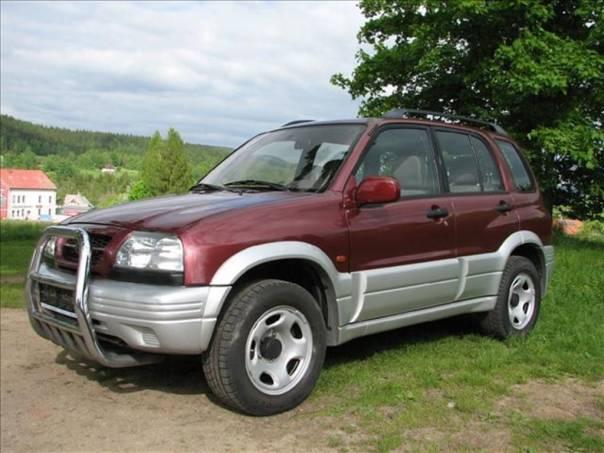 Suzuki Grand Vitara 2,5 V6, foto 1 Auto – moto , Automobily | spěcháto.cz - bazar, inzerce zdarma
