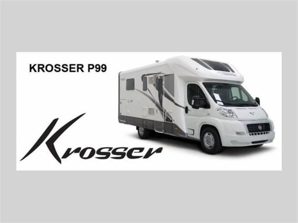 KROSSER 99/2013 TOP CENA, foto 1 Užitkové a nákladní vozy, Camping | spěcháto.cz - bazar, inzerce zdarma