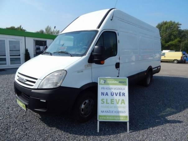 Iveco Daily 35C18V MAXI KLIMA, foto 1 Užitkové a nákladní vozy, Do 7,5 t | spěcháto.cz - bazar, inzerce zdarma