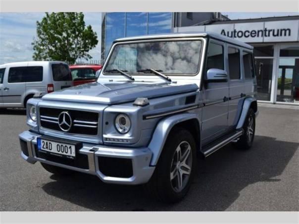 Mercedes-Benz Třída G G5,5 G63 AMG DESIGNO,  orig.K, foto 1 Auto – moto , Automobily | spěcháto.cz - bazar, inzerce zdarma