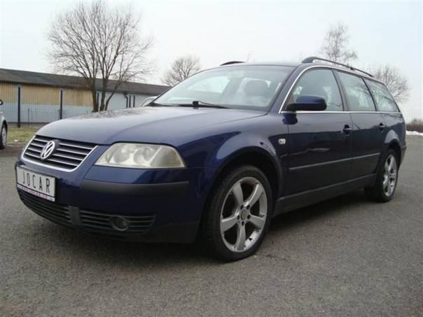Volkswagen Passat 1,9TDi 96Kw Klima,ALU,ESP, foto 1 Auto – moto , Automobily | spěcháto.cz - bazar, inzerce zdarma