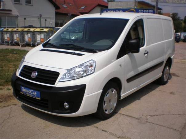 Fiat Scudo 2,0JTD-****-KLIMATIZACE***, foto 1 Užitkové a nákladní vozy, Do 7,5 t | spěcháto.cz - bazar, inzerce zdarma