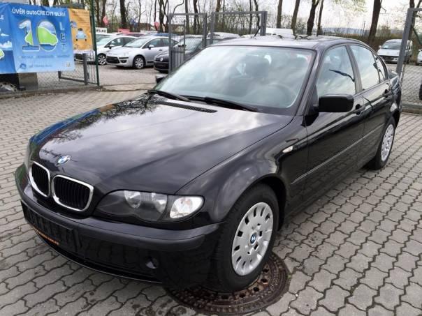 BMW Řada 3 318i 105 kW AUTOMAT, foto 1 Auto – moto , Automobily | spěcháto.cz - bazar, inzerce zdarma