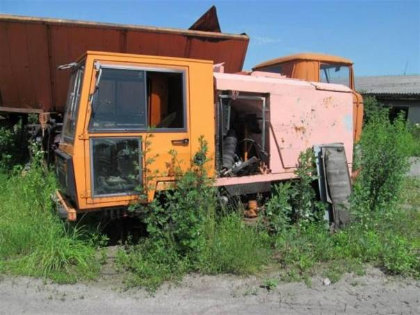 Schörling - zametač na N.D., foto 1 Pracovní a zemědělské stroje, Pracovní stroje | spěcháto.cz - bazar, inzerce zdarma