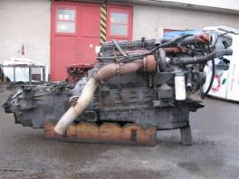 Scania  R114/380 motor, 280 kW