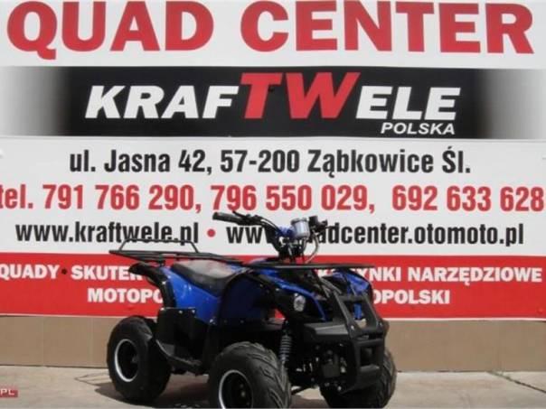 E-QUAD 1000W, foto 1 Auto – moto , Motocykly a čtyřkolky | spěcháto.cz - bazar, inzerce zdarma