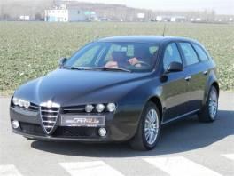 Alfa Romeo 159 1,9JTDm KŮŽE, NAVI * ZÁRUKA *