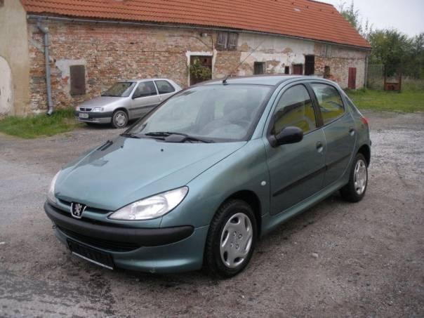 Peugeot 206 1.9 D XR Présence KLIMA, foto 1 Auto – moto , Automobily | spěcháto.cz - bazar, inzerce zdarma