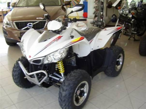 Kymco  450EFi, 4x4 sportPracant, foto 1 Auto – moto , Motocykly a čtyřkolky | spěcháto.cz - bazar, inzerce zdarma