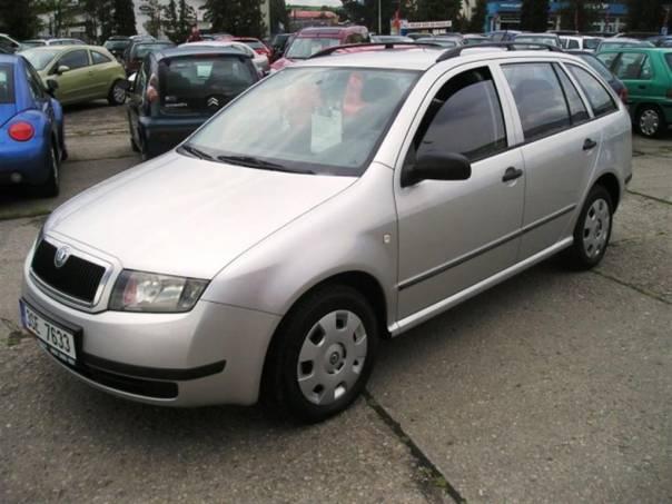 Škoda Fabia 1,4i 16V KLIMA, foto 1 Auto – moto , Automobily | spěcháto.cz - bazar, inzerce zdarma