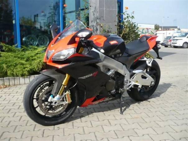 RSV4 Factory APRC, foto 1 Auto – moto , Motocykly a čtyřkolky | spěcháto.cz - bazar, inzerce zdarma