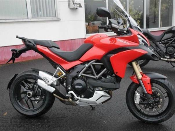 Ducati  Multistrada MTS 1200 ABS 2013, foto 1 Auto – moto , Motocykly a čtyřkolky   spěcháto.cz - bazar, inzerce zdarma