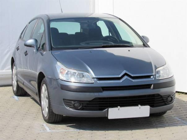 Citroën C4  1.6 HDi, 2.maj, klimatizace, foto 1 Auto – moto , Automobily | spěcháto.cz - bazar, inzerce zdarma