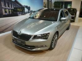 Škoda Superb 2.0 III. L&K + NAVI 110kW