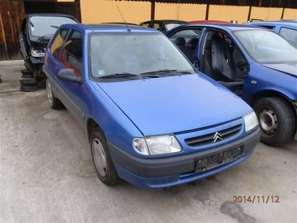Citroën Saxo 1.1i tel:, foto 1 Náhradní díly a příslušenství, Ostatní | spěcháto.cz - bazar, inzerce zdarma
