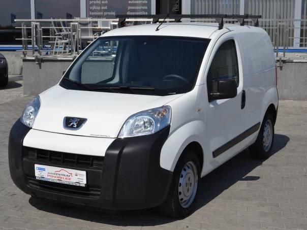 Peugeot Bipper 1,4 *ČR*KLIMA*TAŽNÉ*, foto 1 Užitkové a nákladní vozy, Do 7,5 t | spěcháto.cz - bazar, inzerce zdarma