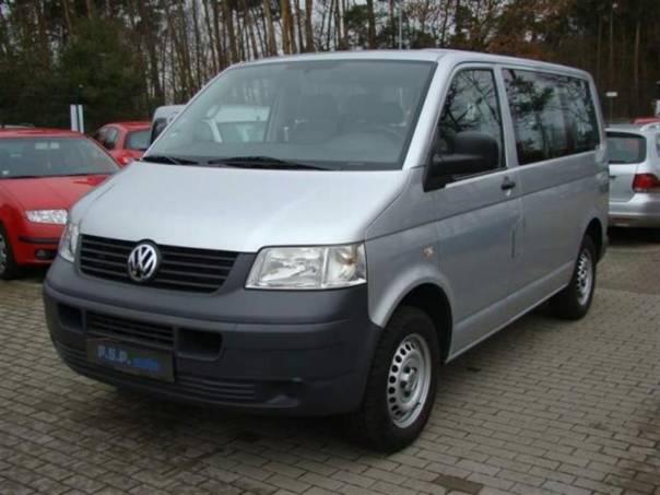 Volkswagen Caravelle 1,9 TDI 75 kW 9 míst TOP TOP T, foto 1 Užitkové a nákladní vozy, Autobusy | spěcháto.cz - bazar, inzerce zdarma