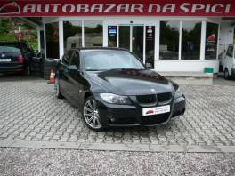 BMW Řada 3 325D 145kW--NAVIGACE--BI-XENO