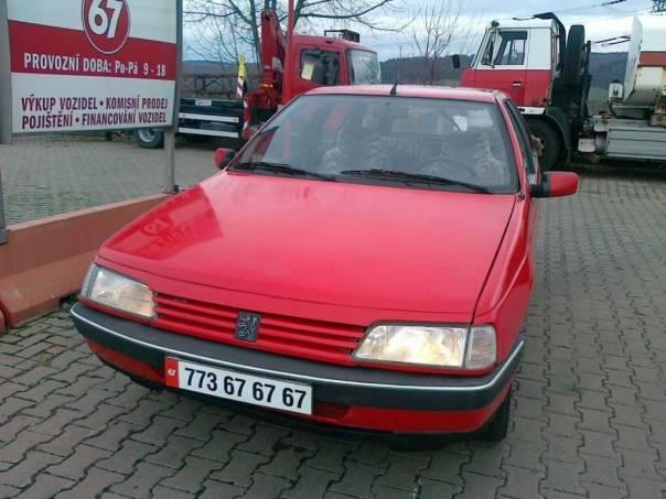 Peugeot 405 1.9 GRI eko uhrazeno, foto 1 Auto – moto , Automobily   spěcháto.cz - bazar, inzerce zdarma