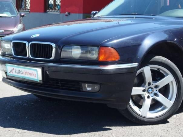 BMW Řada 7 725 TDS A TOP STAV , foto 1 Auto – moto , Automobily | spěcháto.cz - bazar, inzerce zdarma
