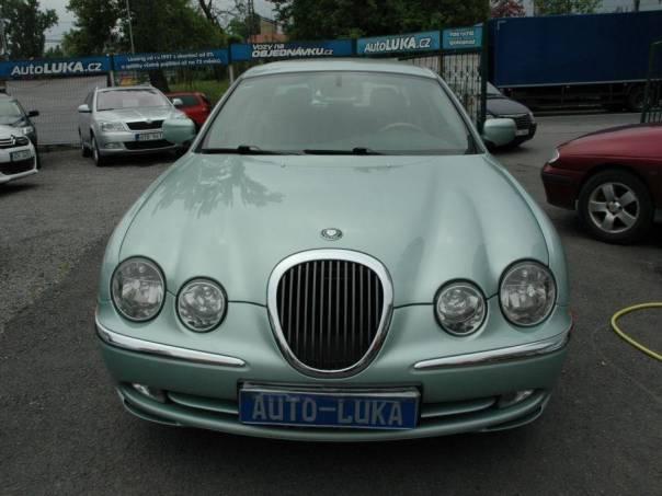 Jaguar S-Type 3.0, foto 1 Auto – moto , Automobily | spěcháto.cz - bazar, inzerce zdarma