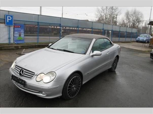 Mercedes-Benz Třída CLK 3,2 ELEGANCE, foto 1 Auto – moto , Automobily | spěcháto.cz - bazar, inzerce zdarma