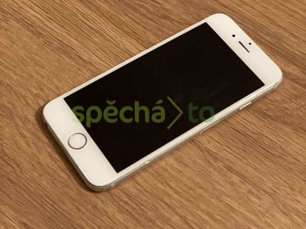 Prodám iPhone 6 128GB (bílá barva), foto 1 Telefony a GPS, Mobilní telefony   spěcháto.cz - bazar, inzerce zdarma