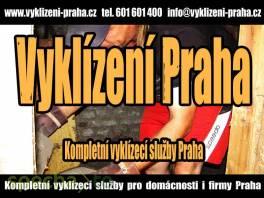 Levné vyklízení a vyklízecí služby Praha , Obchod a služby, Úklid a údržba  | spěcháto.cz - bazar, inzerce zdarma