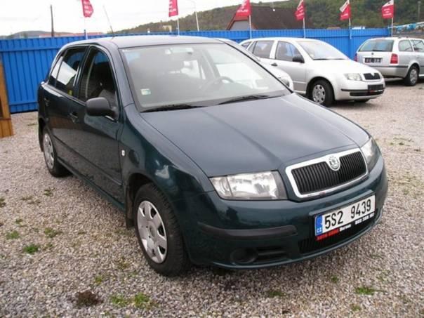 Škoda Fabia 1,2HTP SERVO KOUPENO CZ, foto 1 Auto – moto , Automobily | spěcháto.cz - bazar, inzerce zdarma