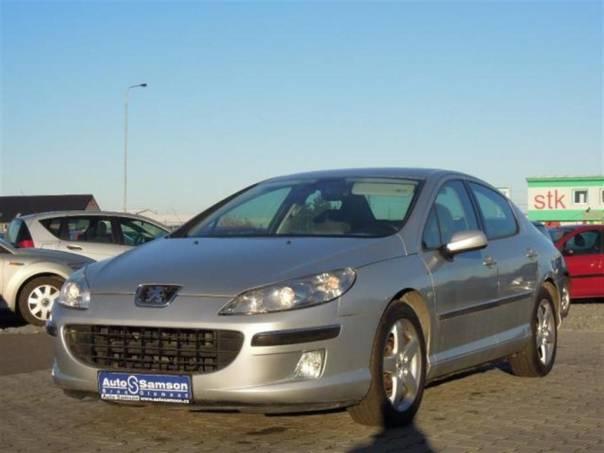 Peugeot 407 2.0 HDi *AUTOMAT*GPS NAVI*, foto 1 Auto – moto , Automobily   spěcháto.cz - bazar, inzerce zdarma