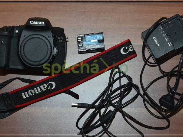 Canon EOS 7D 18 Mpix *FullHDV*Polo-profesionál**TOP 10400 Exp., foto 1 Fotoaparáty a kamery, Fotoaparáty, zrcadlovky | spěcháto.cz - bazar, inzerce zdarma
