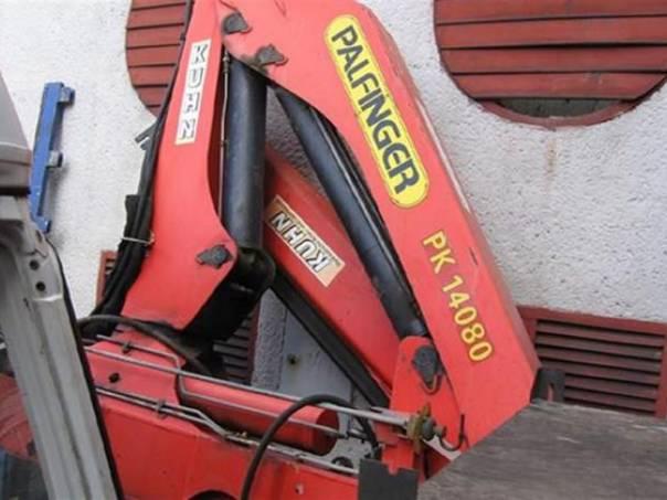 Hydraulická ruka Palfinger PK 14080, foto 1 Náhradní díly a příslušenství, Ostatní | spěcháto.cz - bazar, inzerce zdarma