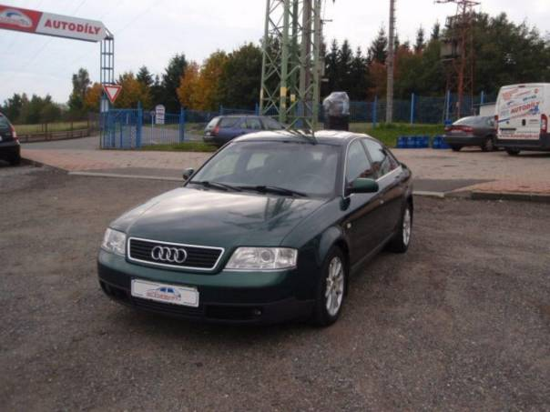 Audi A6 2.5 TDI Business V6, foto 1 Auto – moto , Automobily | spěcháto.cz - bazar, inzerce zdarma