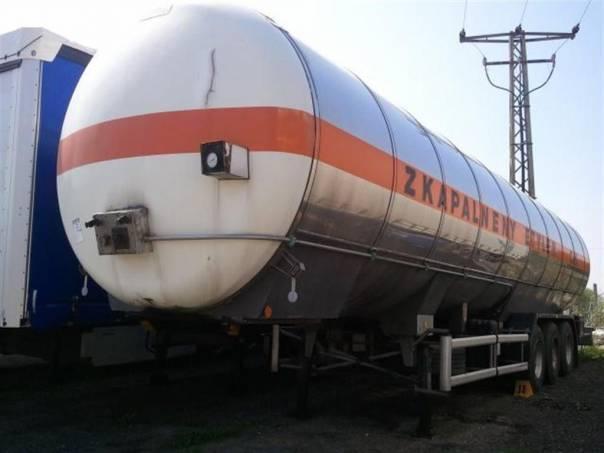 Vocol GT44 cisterna na ethylen, foto 1 Užitkové a nákladní vozy, Přívěsy a návěsy | spěcháto.cz - bazar, inzerce zdarma