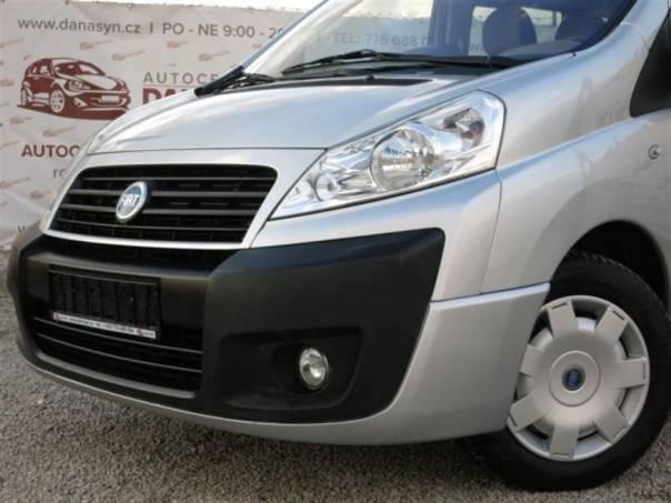 Fiat Scudo 2.0 JTD 10Q L2H1 Family, foto 1 Užitkové a nákladní vozy, Do 7,5 t | spěcháto.cz - bazar, inzerce zdarma