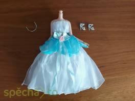 NOVÉ! Set pro panenku Barbie, ples.šaty+boty+korunka , Pro děti, Hračky  | spěcháto.cz - bazar, inzerce zdarma