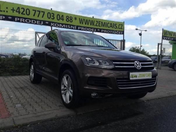 Volkswagen Touareg 4.2TDI EXCLUSIVE, ČR, 1.MAJ, foto 1 Auto – moto , Automobily | spěcháto.cz - bazar, inzerce zdarma