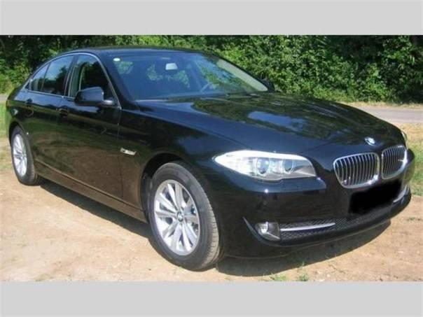 BMW Řada 5 520D 135Kw Automat, foto 1 Auto – moto , Automobily | spěcháto.cz - bazar, inzerce zdarma
