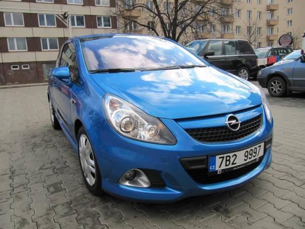 Opel Corsa 1,6   OPC, foto 1 Auto – moto , Automobily | spěcháto.cz - bazar, inzerce zdarma