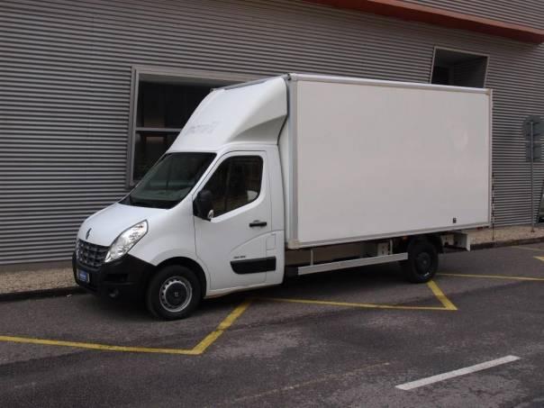 Renault Master T35 skříň 2.3 dCi 125k Klima Pack n, foto 1 Užitkové a nákladní vozy, Do 7,5 t | spěcháto.cz - bazar, inzerce zdarma