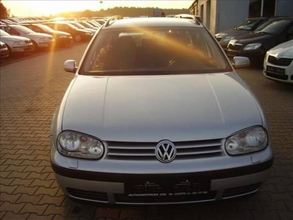 Volkswagen Golf 1.9 TDI,KLIMA, foto 1 Auto – moto , Automobily | spěcháto.cz - bazar, inzerce zdarma