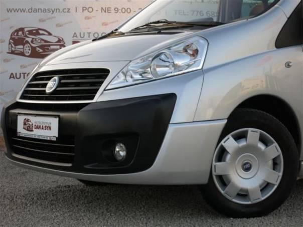 Fiat Scudo 2.0 JTD L1H1 Panorama 8 Míst D, foto 1 Užitkové a nákladní vozy, Autobusy | spěcháto.cz - bazar, inzerce zdarma